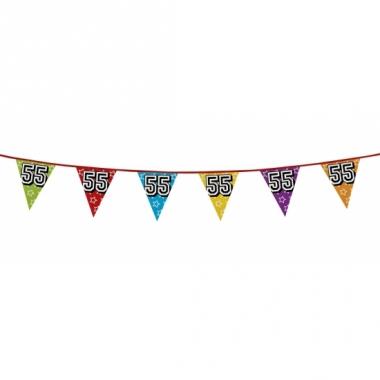 Vlaggenlijn 55 jaar feestje