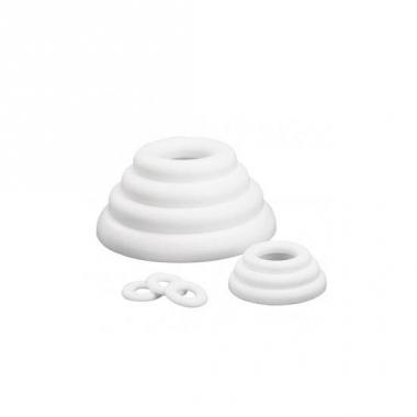 Vlakke ring van piepschuim 10 cm