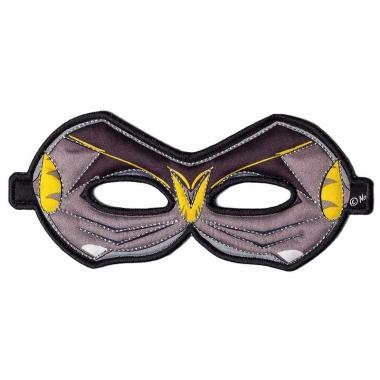 Vleermuis oogmasker zwart