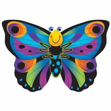 Vlinder speel vlieger 76 x 112 cm