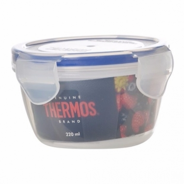 Voedsel opslag bakjes van thermos 220 ml