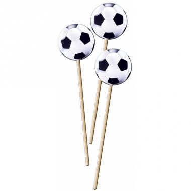 Voetbal prikkers 20 cm