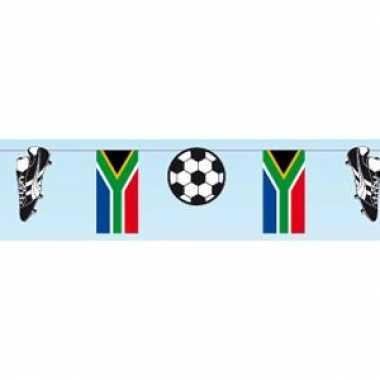 Voetbal slinger zuid-afrika