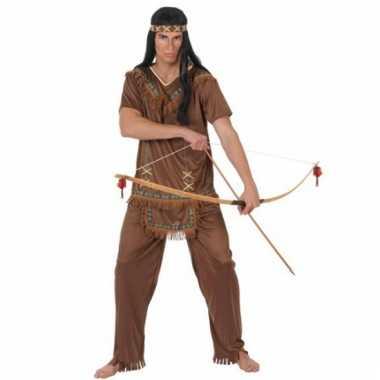 Voordelig indianen kostuum voor heren