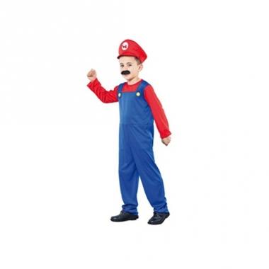 Voordelig loodgieter kostuum voor een kind