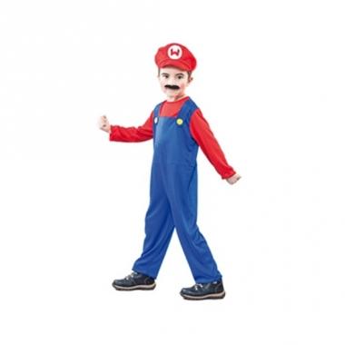 Voordelig loodgieters kostuum voor een peuter