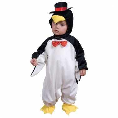 Voordelig pinguin kostuum peuter