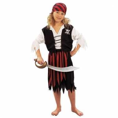 Voordelig piraten kostuum voor meisjes