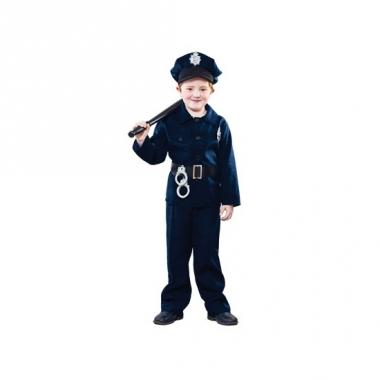 Voordelig politie kostuum kinderen