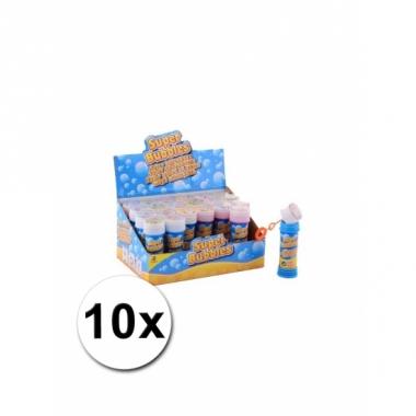 Voordelige bellenblaas 50 ml 10x