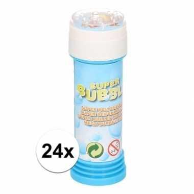 Voordelige bellenblaas 50 ml 25x