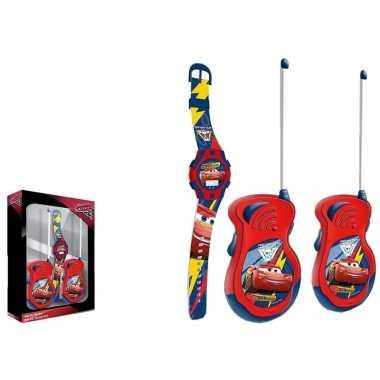 Walkie talkie speelgoed setje bereik 50 meter