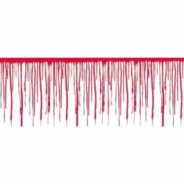 Wanddecoratie druipend bloed