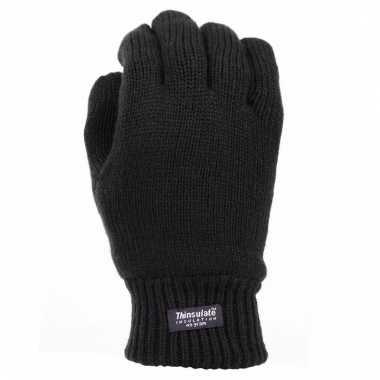 Warme thermo handschoenen