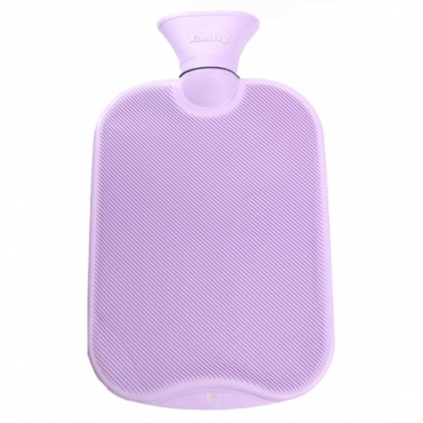 Warmtekruik lila 2 liter