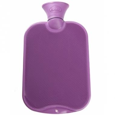 Warmtekruik paars 2 liter