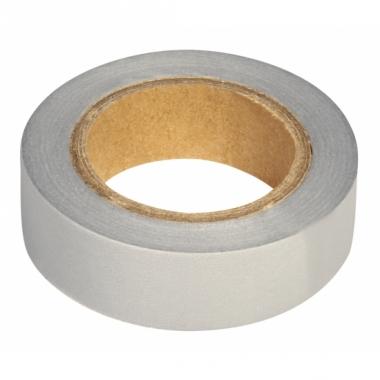 Washi plakband zilver