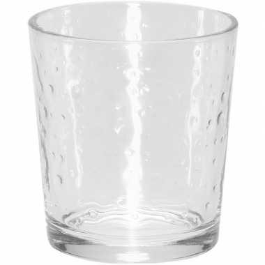 Water glazen 3 stuks