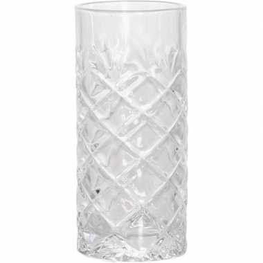 Water glazen 6 stuks
