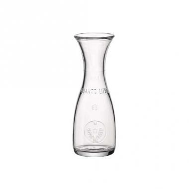 Water karaffen van glas 250 ml