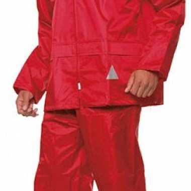 Waterdichte jas en broek voor volwassenen