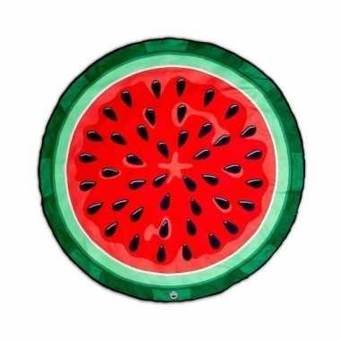 Watermeloen kleed xxl150 cm