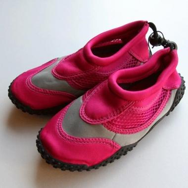 Waterschoenen roze voor kids