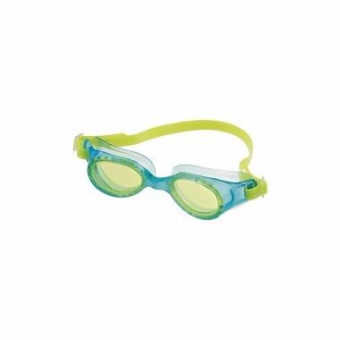 Wedstrijd zwembrillen voor kinderen groen
