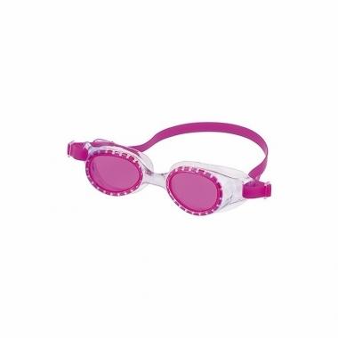 Wedstrijd zwembrillen voor kinderen roze