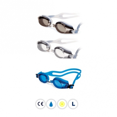 Wedstrijd zwembrillen voor volwassenen