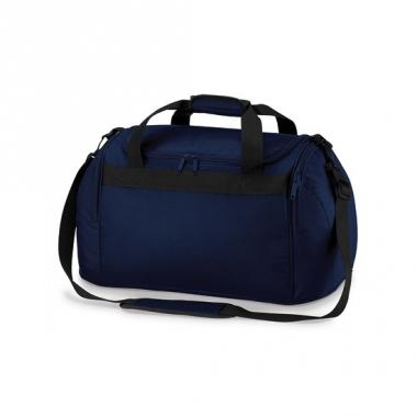 Weekendtas marineblauw met 26 liter inhoud