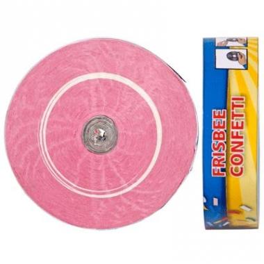 Werp confetti licht roze geboorte