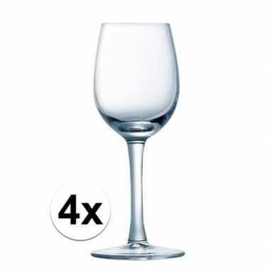 Wijnglazen 500ml 4 stuks