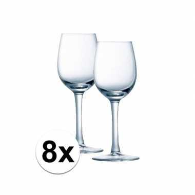 Wijnglazen 500ml 8 stuks
