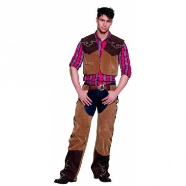 Wilde westen kostuum cowboy