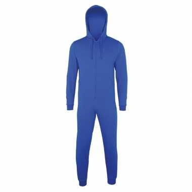 Winter huispakken blauw voor mannen