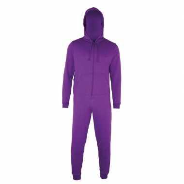 Winter huispakken paars voor vrouwen