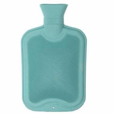 Winter kruik mintgroen 2 liter