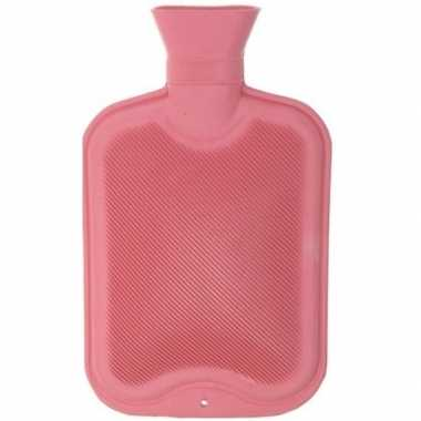 Winter kruik roze 2 liter