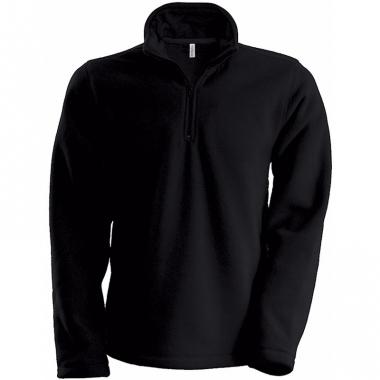 Wintersport fleece sweater voor heren