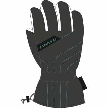 Wintersport starling olan handschoenen voor volwassenen grijs
