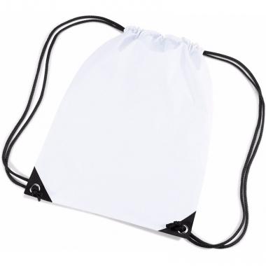 Witte gymtasjes