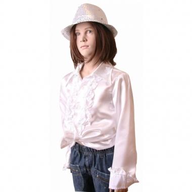 Witte hippie blouse meisjes