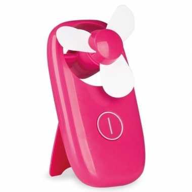 Zak ventilator roze