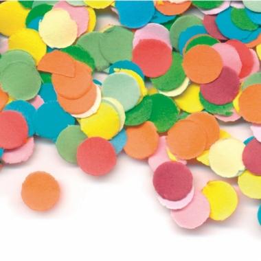 Zakje confetti in alle kleuren 100 gram