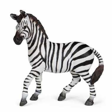 Zebra speeldiertje 16 cm
