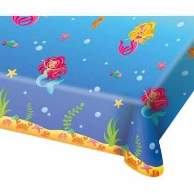 Zeemeermin tafellaken 180 cm