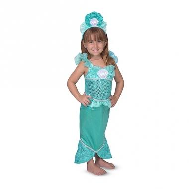 Zeemeerminnen verkleedset voor meisjes