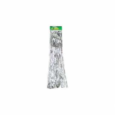 Zilveren folie rand 50 cm