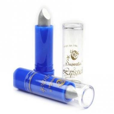 Zilveren lipstick